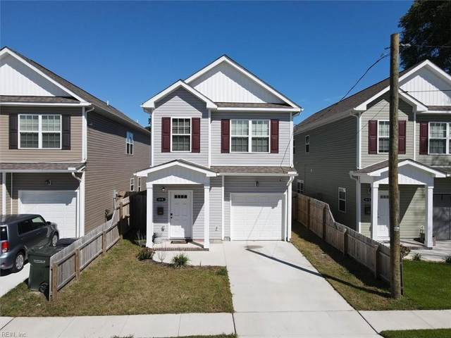 614 Rolfe St, Hampton, VA 23661 (#10404499) :: Berkshire Hathaway HomeServices Towne Realty