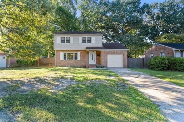 344 De Laura Dr, Newport News, VA 23608 (#10404531) :: Avalon Real Estate