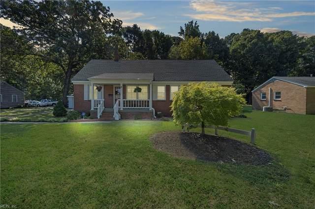 17 Robinson Dr, Newport News, VA 23601 (#10404546) :: Berkshire Hathaway HomeServices Towne Realty