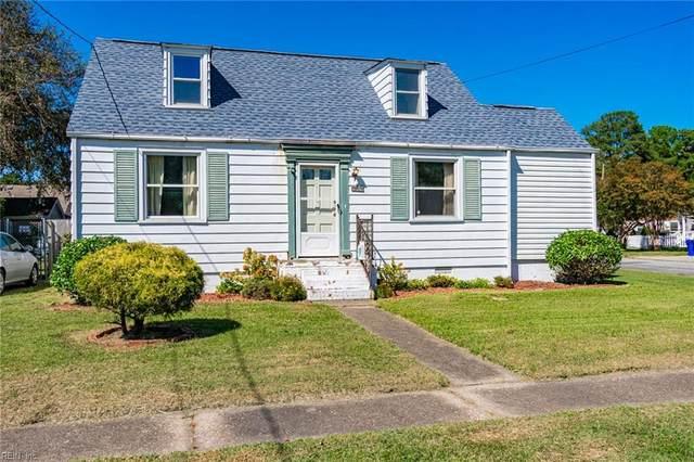 3600 Kingman Ave, Portsmouth, VA 23707 (#10404559) :: Verian Realty