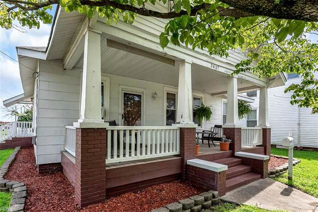 3617 Mariner Ave, Portsmouth, VA 23703 (#10404580) :: Atlantic Sotheby's International Realty