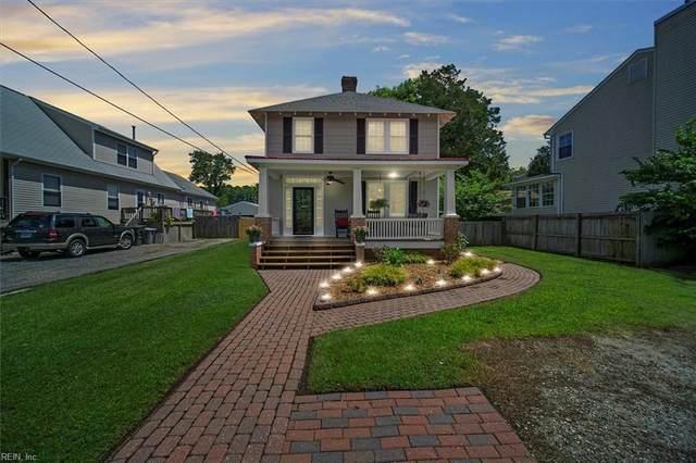 10 Dandy Point Rd, Hampton, VA 23664 (#10404592) :: Berkshire Hathaway HomeServices Towne Realty