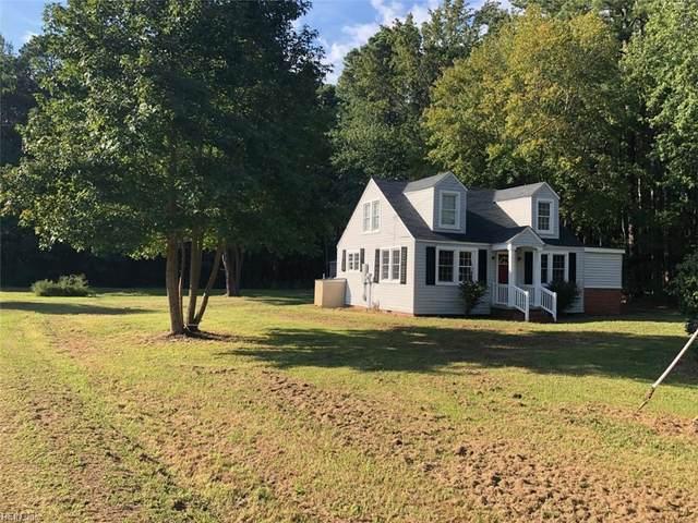 8890 Buckley Hall Rd, Mathews County, VA 23076 (#10404626) :: Verian Realty
