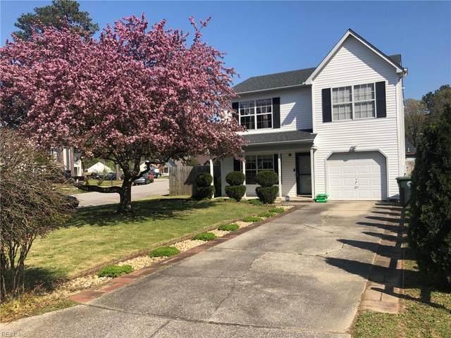 4314 Cambridge Ct, Newport News, VA 23602 (#10404631) :: Avalon Real Estate