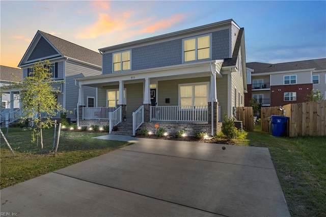 813 Joyce St, Norfolk, VA 23523 (#10404632) :: Berkshire Hathaway HomeServices Towne Realty