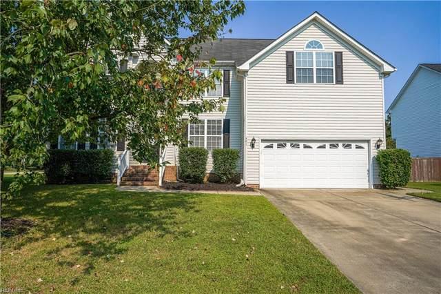 401 Fall Ridge Ln, Chesapeake, VA 23322 (#10404634) :: Verian Realty