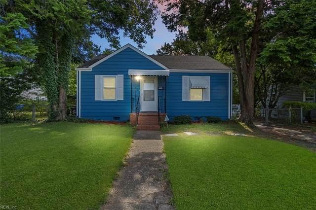 6427 Horton Cir, Norfolk, VA 23513 (MLS #10404639) :: AtCoastal Realty