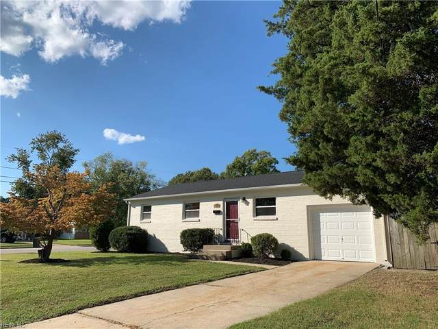 461 Duchess Ct, Hampton, VA 23669 (#10404646) :: Berkshire Hathaway HomeServices Towne Realty