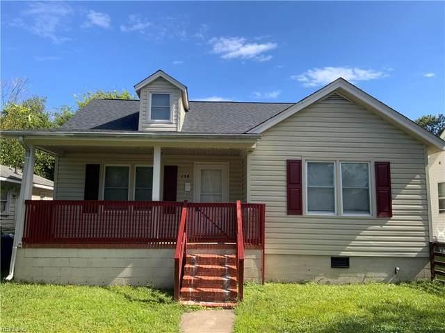 136 Poplar Avenue, Newport News, VA 23607 (#10404662) :: Atkinson Realty