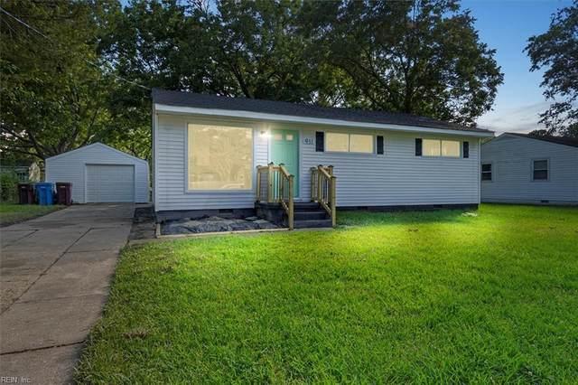 911 Edgerton Rd, Chesapeake, VA 23320 (#10404672) :: Verian Realty