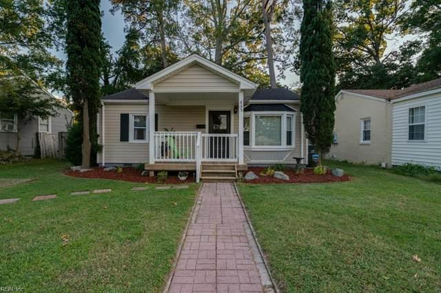 835 Brentwood Dr, Norfolk, VA 23518 (#10404720) :: Rocket Real Estate
