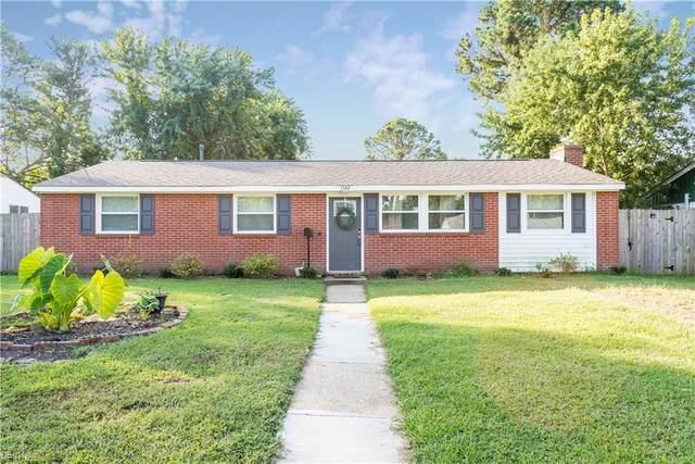 1522 Canavan Dr, Hampton, VA 23663 (MLS #10404736) :: AtCoastal Realty