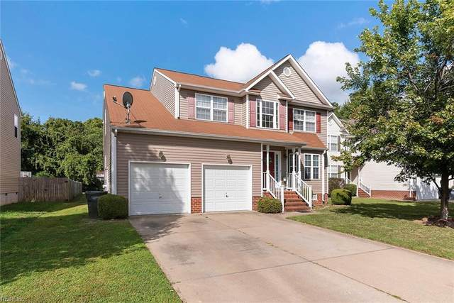 6 St Johns Dr, Hampton, VA 23666 (#10404763) :: Team L'Hoste Real Estate