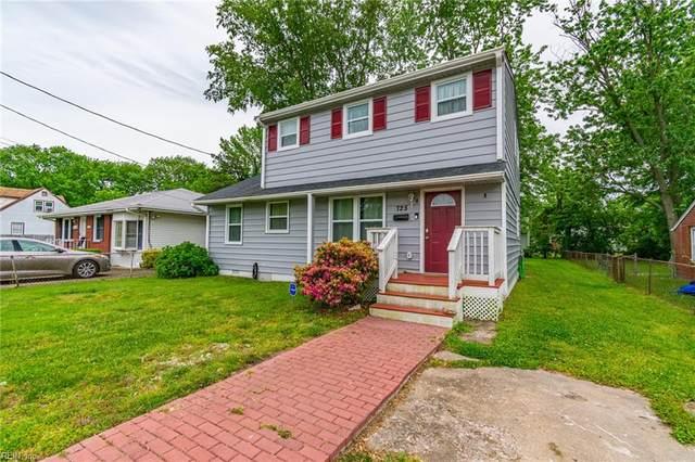 725 Burgess Ave, Hampton, VA 23664 (#10404821) :: The Kris Weaver Real Estate Team