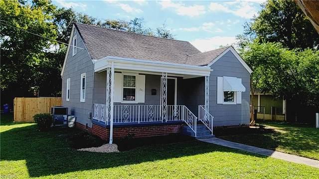 201 Chautauqua Ave, Portsmouth, VA 23707 (#10404839) :: The Kris Weaver Real Estate Team