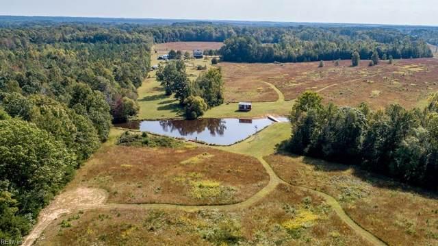 20+ac Cemetery Rd, Mecklenburg County, VA 23924 (MLS #10404865) :: AtCoastal Realty