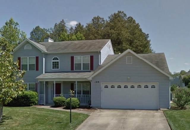 109 Shea Ln, York County, VA 23185 (#10404875) :: Avalon Real Estate