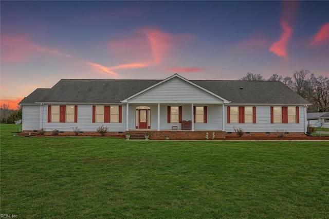6211 Hall Town Rd, Gloucester County, VA 23061 (#10404877) :: Verian Realty