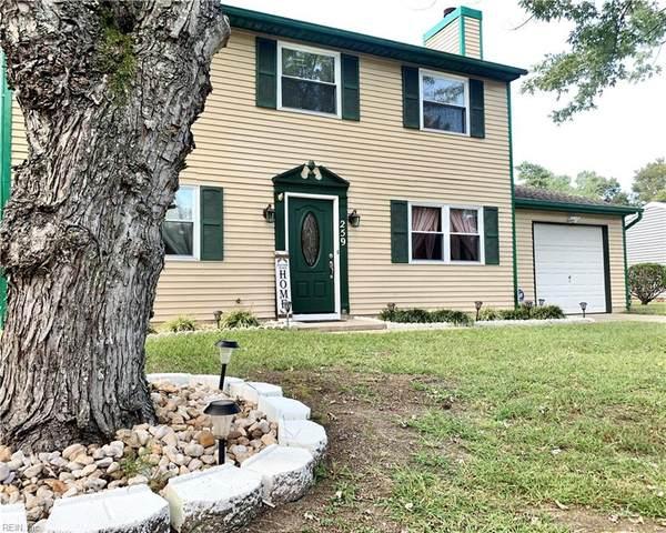 259 Windsor Castle Dr, Newport News, VA 23608 (#10404885) :: The Kris Weaver Real Estate Team