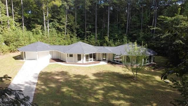 10085 Buckskin Trl, Gloucester County, VA 23061 (#10404969) :: Verian Realty