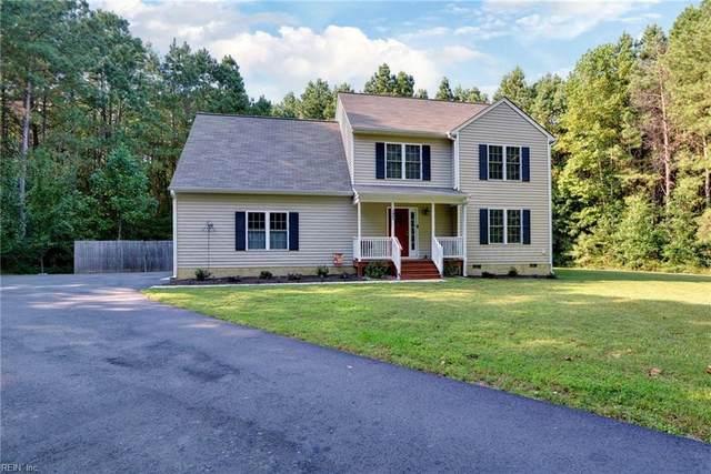 2863 Chickahominy Rd, James City County, VA 23168 (#10404983) :: Team L'Hoste Real Estate