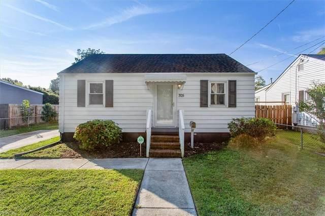 705 Grove St, Hampton, VA 23664 (#10404985) :: Momentum Real Estate