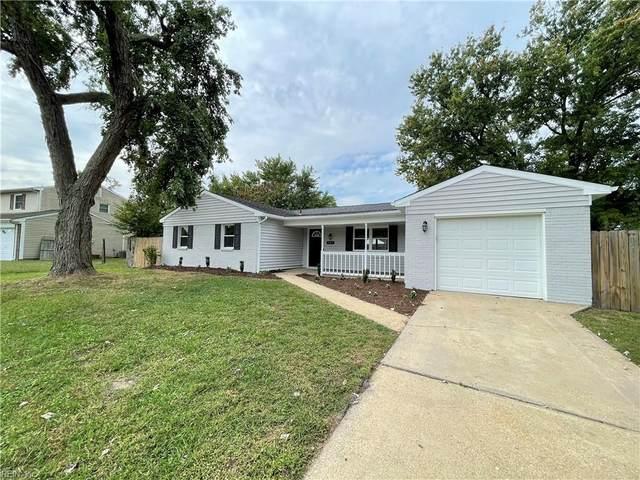 910 Archery Dr, Chesapeake, VA 23323 (#10404992) :: Berkshire Hathaway HomeServices Towne Realty