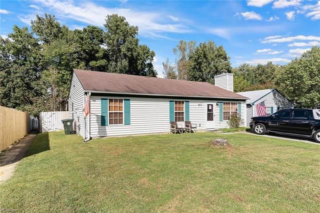 617 Dorene Pl, Newport News, VA 23608 (#10405000) :: Team L'Hoste Real Estate