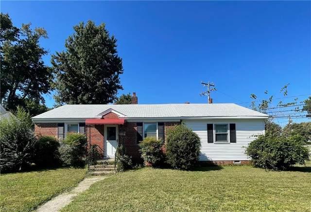 435 Seminole Rd, Hampton, VA 23661 (#10405005) :: Avalon Real Estate