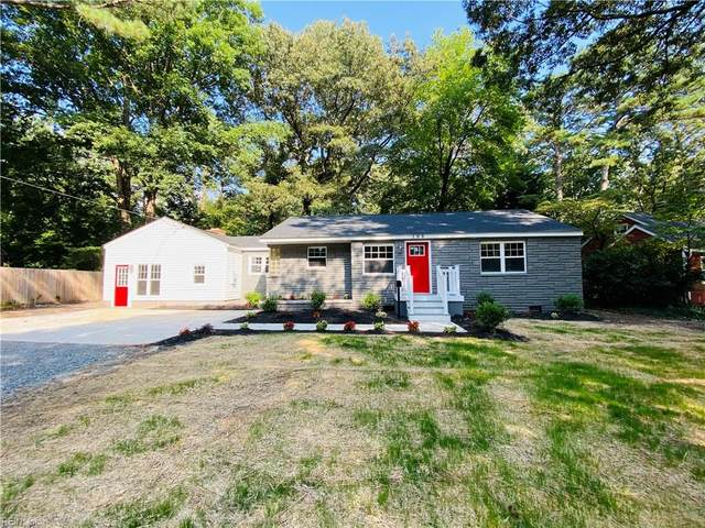 108 Madison Ln, Newport News, VA 23606 (#10405032) :: Team L'Hoste Real Estate