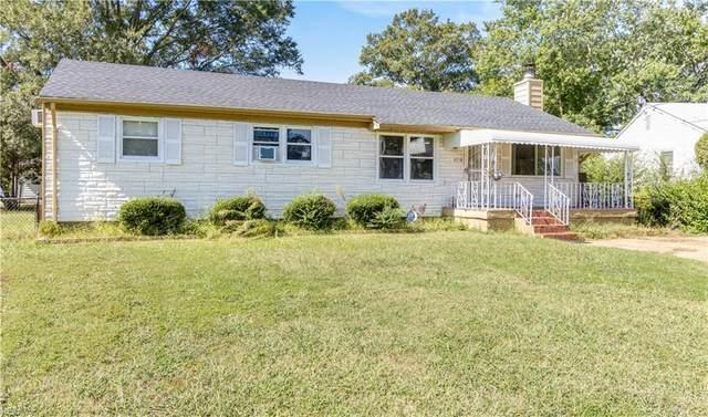 4216 Wake Ave, Chesapeake, VA 23324 (MLS #10405040) :: AtCoastal Realty