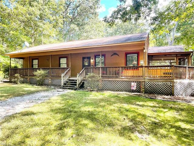 12001 Cattail Rd, New Kent County, VA 23124 (#10405062) :: Abbitt Realty Co.