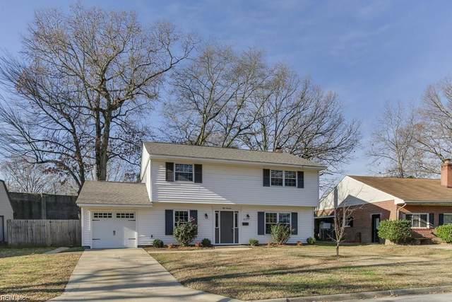 819 Olive Dr, Newport News, VA 23601 (#10405132) :: Avalon Real Estate