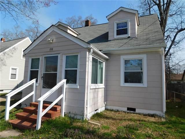 728 Fairland Ave, Hampton, VA 23661 (#10405156) :: Austin James Realty LLC