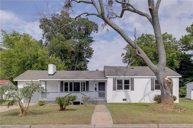 29 S Greenfield Ave, Hampton, VA 23666 (#10405157) :: Austin James Realty LLC