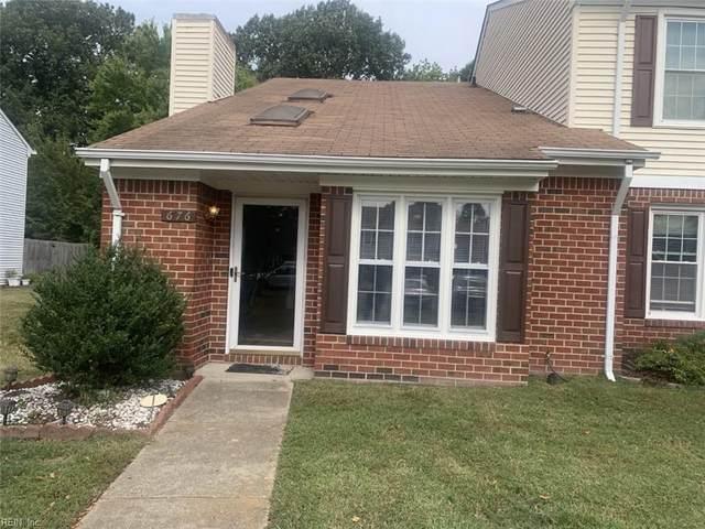 676 Hollomon Dr, Hampton, VA 23666 (#10405166) :: Berkshire Hathaway HomeServices Towne Realty