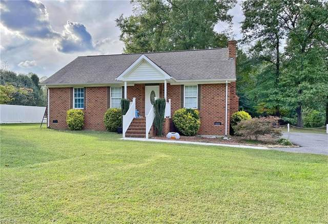 8064 Ark Rd, Gloucester County, VA 23061 (#10405177) :: Abbitt Realty Co.