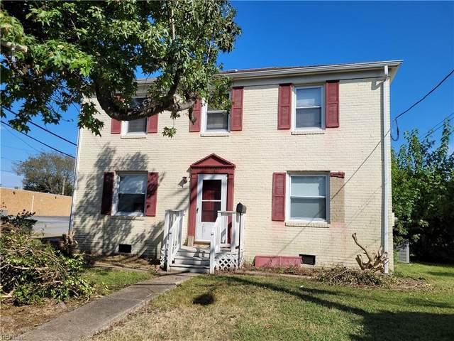 148 Clyde St, Hampton, VA 23669 (#10405198) :: Verian Realty