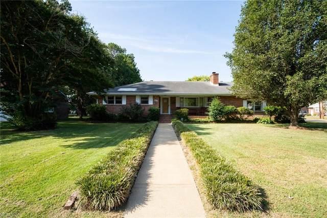 7011 Roanoke Ave, Newport News, VA 23605 (#10405260) :: Rocket Real Estate