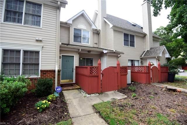 10 Tamarisk Quay 10E, Hampton, VA 23666 (#10405279) :: The Kris Weaver Real Estate Team