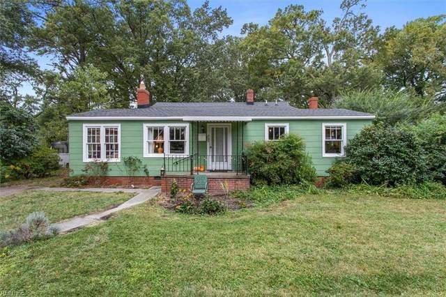 615 72nd St, Newport News, VA 23605 (#10405315) :: Abbitt Realty Co.