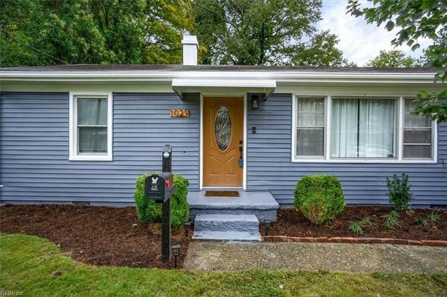 1029 Neptune Ave, Virginia Beach, VA 23464 (MLS #10405330) :: AtCoastal Realty