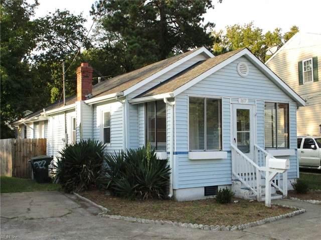 1617 Old Buckroe Rd, Hampton, VA 23664 (#10405373) :: Atkinson Realty