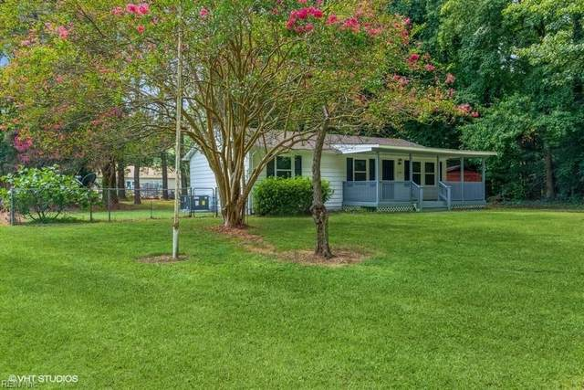 16128 Carrollton Blvd, Isle of Wight County, VA 23314 (MLS #10405385) :: Howard Hanna Real Estate Services