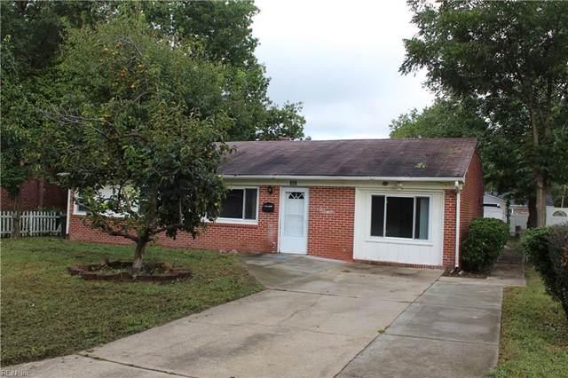 341 Flora Dr, Newport News, VA 23608 (#10405408) :: Verian Realty