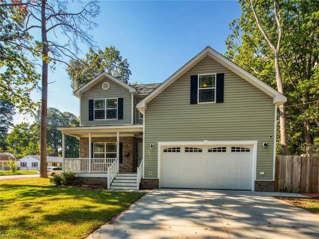 401 Calvert St, Hampton, VA 23669 (#10405412) :: Atlantic Sotheby's International Realty