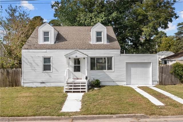 12 Phelps Pl, Portsmouth, VA 23702 (#10405419) :: Rocket Real Estate
