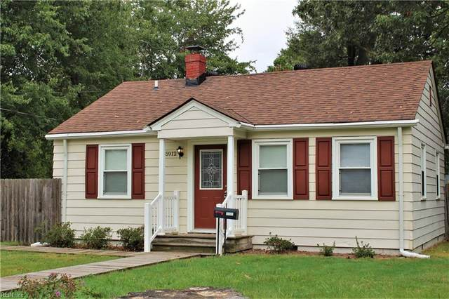 5912 Wickham Ave, Newport News, VA 23605 (#10405422) :: Austin James Realty LLC