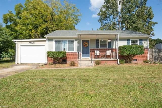 2736 Fenway Ave, Chesapeake, VA 23323 (#10405423) :: Berkshire Hathaway HomeServices Towne Realty