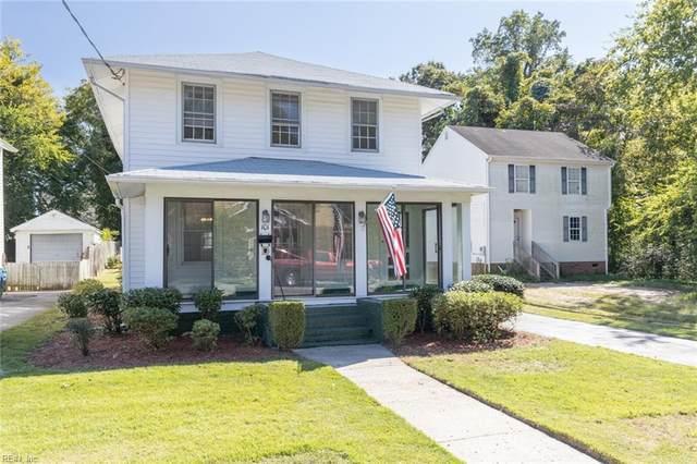 101 Highland Ave, Suffolk, VA 23434 (MLS #10405450) :: AtCoastal Realty